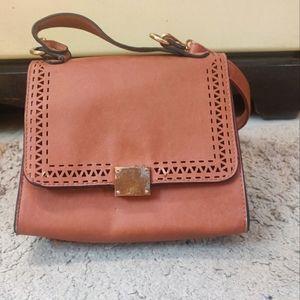 Side bag. Nude pink. Super trendy.
